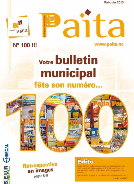 Ici Païta 100
