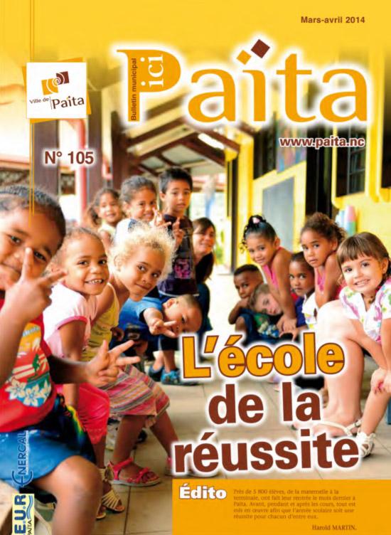 Ici Païta 105