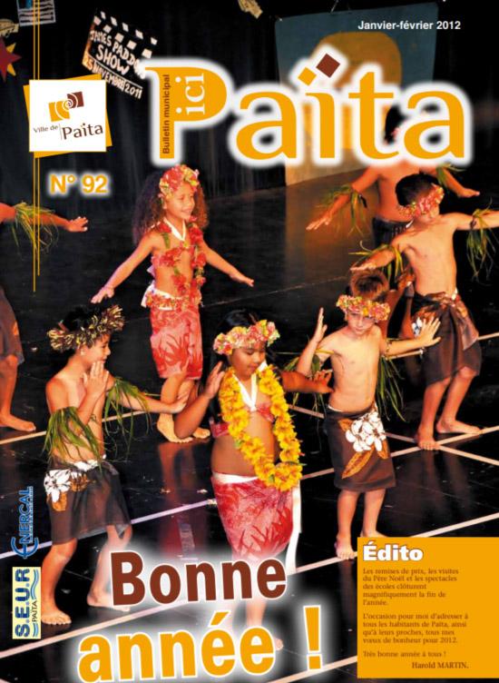 Ici Païta 92