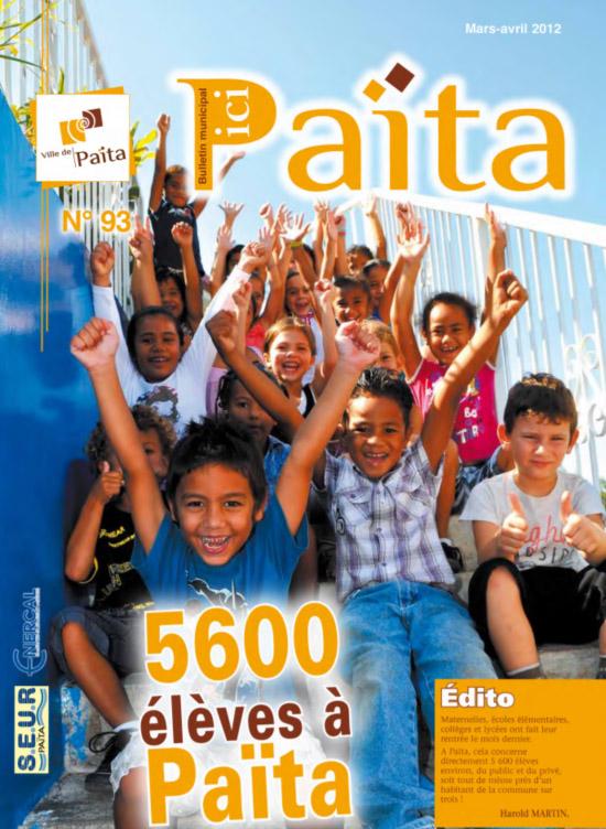 Ici Païta 93