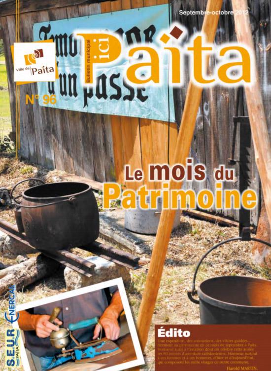 Ici Païta 96