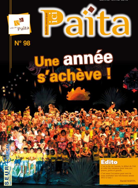 Ici Païta 98