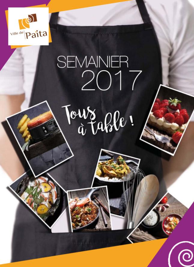 SEMAINIER 2017